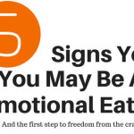 5 Signs You May Be An Emotional Eater